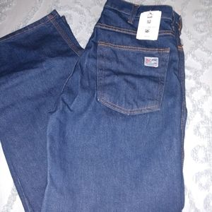 Tyndale Flame Resistant Jeans.. ARC rated